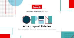 Red Hat Summit, tu oportunidad de asistir al gran evento